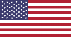 American flag - View our partner universities in the US for your education abroad experience