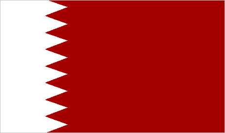 Bahrain flag - View our education abroad partners in Bahrain